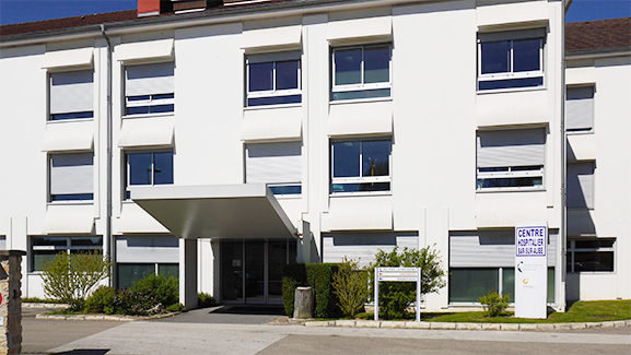 Le Centre Hospitalier SAINT-NICOLAS de Bar-sur-AUBE